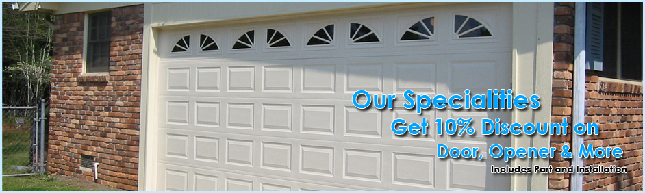 Garage Doors Repair Columbus